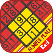 Basic NumberPlace Red 1.0.0