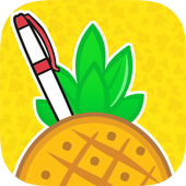 Shoot a Pineapple Apple Pen 1.2