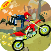 Motorcycl Hill Climb Racing 3D 2.0