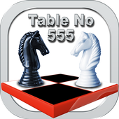 Table no 555 - 3D Chess Free 1.0.1