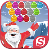 Crazy Santa Bubble Shooter 1.1