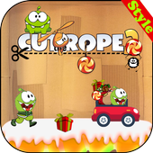Cut Gift Candy Rope 1.0