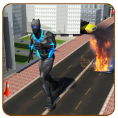 Flying Panther SupeHero:City Rescue 1.0