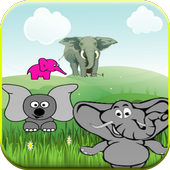 Elephant Game for Kids 1.0