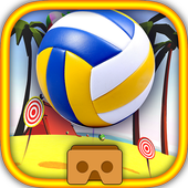VR Head Ball:Beach - Cardboard 1.1