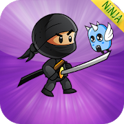 Ninja Run Fly Kid 1.0