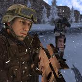 Secret agent Sniper Winter War 1.0