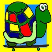 Super Tortoise On A Skateboard 1.2