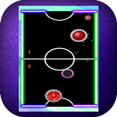 Glow Hockey Fire 1.2