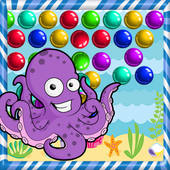 Bubble Shooter Octopus Classic 1.0