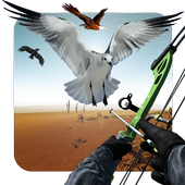 Real Birds Hunting: Flying Eagle Jungle Hunter 3D 1.3