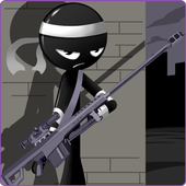 Stickman Arms Shooter 1.0