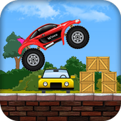 Monster Truck Game Free 1.0