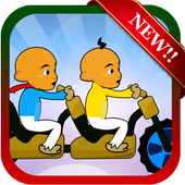 Game for Twin Kids Upin Ipin 3.0