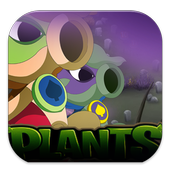 Heroes Run Plants And Zombies 1.1