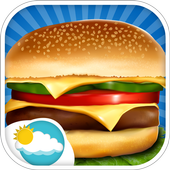 Sky Burger Maker Cooking fever 1.0
