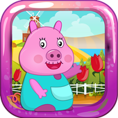 Blocky Peppa Pop Pig Jump 1.6