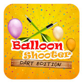 Balloon shooter dart shooting 1.0
