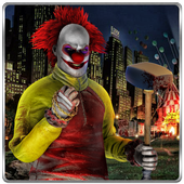 City Gangster Clown Robbery 1.3