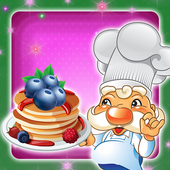 Pancake Cooking Chef 1.0