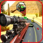 Sniper Mission : Traffic