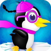 Baby Penguin Jump - Winter 1.0