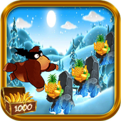 Snow Monkey running 1.0