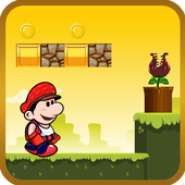 Super Adventure Mario 4 World 1.0