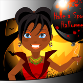 Halloween Dress Up Games 1.4