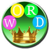 Word Crown: Four Letters words 1.01