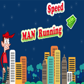 Speed Man Runnig 3.22