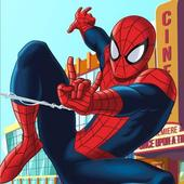 Spider Iron Hero Adventure 3D 2