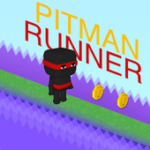 PitMan Runner Addictive 1.1