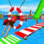 Stuntman Real Water Run Adventures Game 1.0