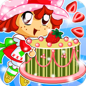 Strawberry Cake Maker 1