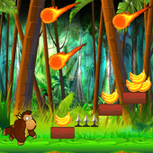 Banana Jungle: Clash Kong Run 1.0