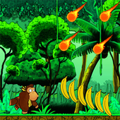 Temple Jungle Monkey Run 1.0