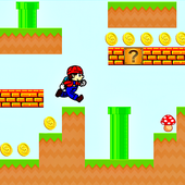 Subway Apple Mario Jump Game 1.0