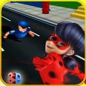 Miraculous adventure LADYBUG rush 3D 1.0