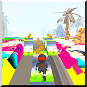 Subway Ninja Run 3D 1.0