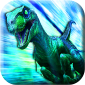 Jurassic Raptor Run: Dinosaur World Escape 2.8