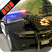 Police Shooting Car Chase 2.2.4