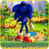 Super Sonic Jungle Adventures Action Games