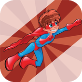 Super Spider Hero Man Flying 1.0