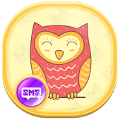 Colorful Cute Owl SMS 1.0.37