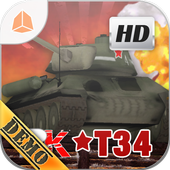 BATTLE KILLER TANK34 3DHD DEMO 1.0.1