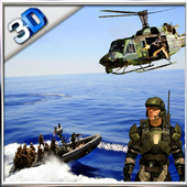 Navy Gunship Heli Shooter Army 1.1