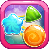 Jelly Gummy Candy Splash Mania 2.0