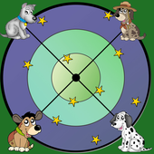 Dogs and darts for children 1.0.0