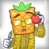 Pineapple Guy Apple Pen Flip 1.1